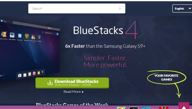 bluestacks review